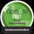 Opiness 2021 Best Beoordeeld